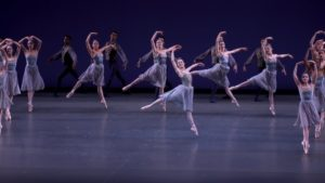 NYC Ballet's Lauren King and Susan Walters on George Balanchine's TSCHAIKOVSKY PIANO CONCERTO NO. 2
