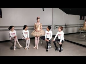 Storytime with the Sugar Plum Fairy