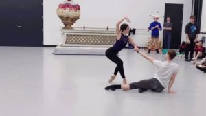 The Nutcracker: Arabian Variation